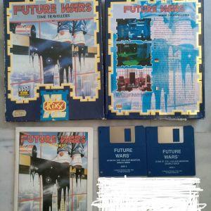 Atari ST game Future Wars