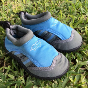 Baby shoes White Shark