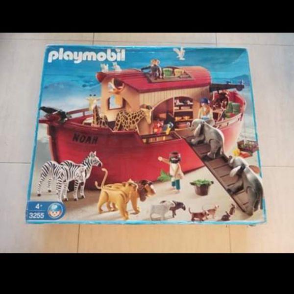 Playmobil 3255 kivotos