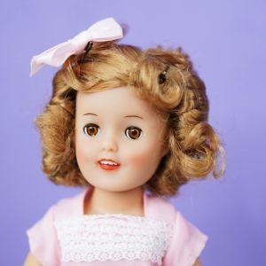 Αμερικάνικη κούκλα βινυλίου, συλλεκτική Shirley Temple