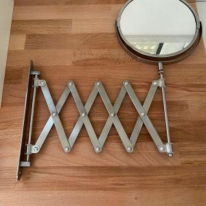 Καθρέπτης περιποίησης προσώπου για το Μπάνιου Διάμετρος: 17 cm