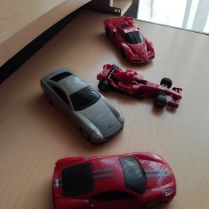 Ferrari Αυτοκινητάκια