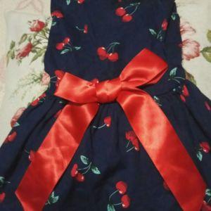 Φόρεμα για μικρόσωμα σκυλάκια