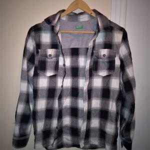 Benetton ανδρικό πουκάμισο medium