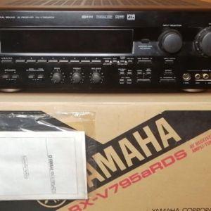ΕΝΙΣΧΥΤΗΣ...YAMAHA RX-V795 aRDS