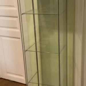 3 Ντουλάπια βιτρίνας DETOLF IKEA
