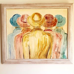 Πίνακας ζωγραφικης αυθεντικός 2005