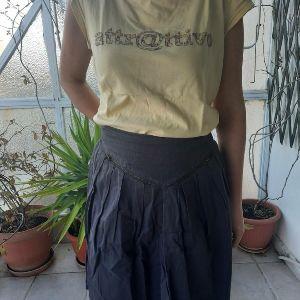 μπλουζάκι attrativo σε κίτρινη απόχρωση