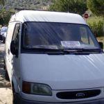Ford transit doch 2000cc 190L