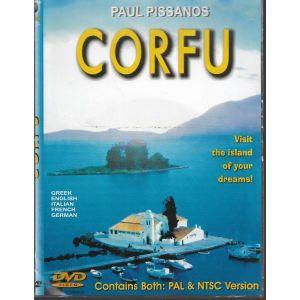DVD / CORFU TRAVEL
