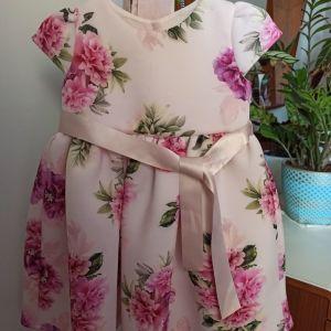 Φόρεμα Monsoon 12-18 Μηνών