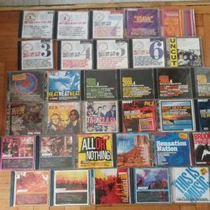 Συλλογή CD του Uncut