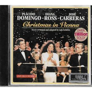 2 CD / CHRISTMAS MELODIES IN VIENNA