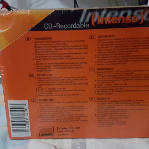 160 CD-R 52X