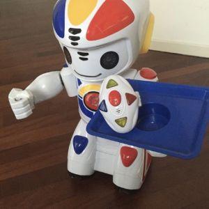Emiglio το Robot