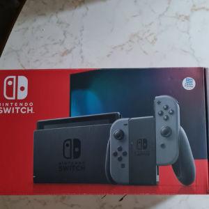 nintendo switch +3 παιχνιδια