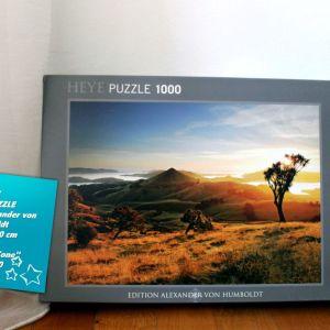 "HEYE Puzzle/Παζλ με 1000 κομμάτια: EDITION Alexander von Humboldt ""Harbour Cone"""