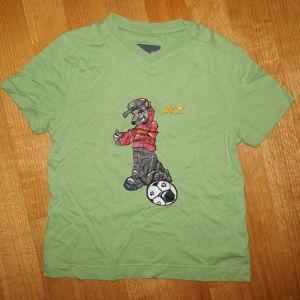 jack wolfskin μπλουζα για 5-6χρ