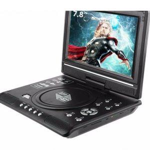 """7,8 """"Φορητό EVD DVD USB Κονσόλα παιχνιδιών TV Player Ράδιο-usb-sd"""