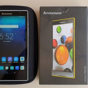 Tablet με οθόνη 8'' FHD Lenovo TAB S8-50F