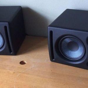 Presonus e66 studio monitor+μαξιλαράκι απομόνωσης ISPD-4