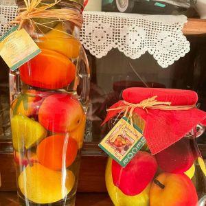 Βάζα Διακοσμητικά Φρούτα
