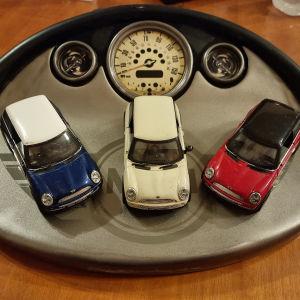 mini cooper diorama