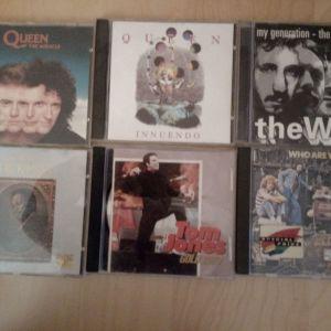 CD Ξένης μουσικης