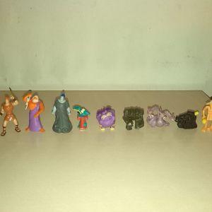 Φιγουρες Disney Hercules ( 1997, Nestle)