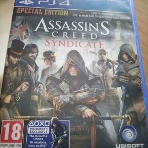 ASSASINS CREED SYNDICATE (PS4 GAME )