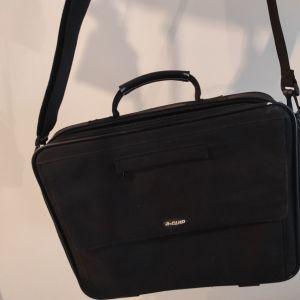 Τσάντα laptop χιαστί