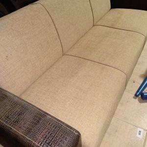 Τριθεσιος καναπές