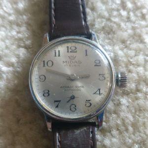Midas vintage ρολόι κουρδιστό του 1960