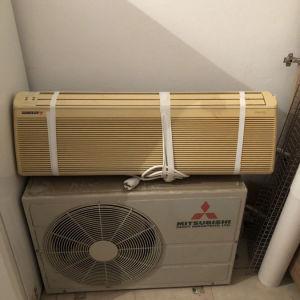 Air condition ψυξη-θέρμανση