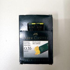 Faber Castell-Lyra μύτες μηχανικού πακέτο των 12τμχ
