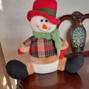 Χριστουγεννιατικος χιονανθρωπος