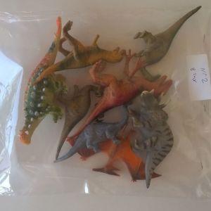 φιγουρες δεινοσαυροι 2