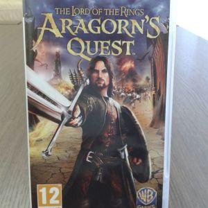 Παιχνίδι για SONY PSP  THE LORD OF THE RINGS ( ARAGORΝ'S QUEST)