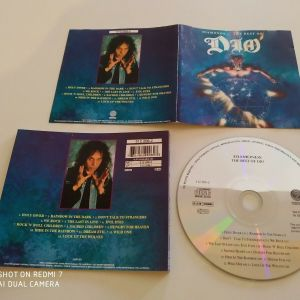 DIO - DIAMONDS : THE BEST OF DIO CD