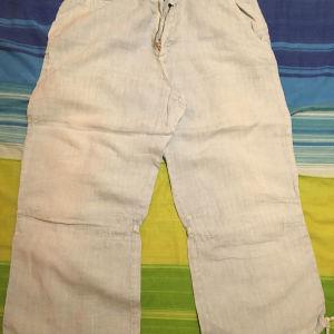 Λίνο παντελόνι καπρι καλοκαιρινό