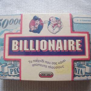 BILLIONARE-SPEAR'S GAMES MATTEL 1996