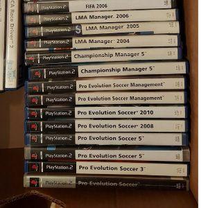 PlayStation 2 Games διάφορα