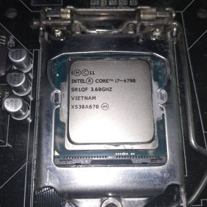 Intel I7 4790+8GB Ram