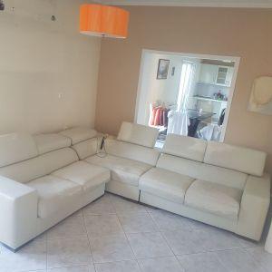 Καναπές γωνία με διπλό κρεβάτι