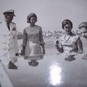 Φωτογραφίες της  Βασιλικής Οικογένειας της Ελλάδος