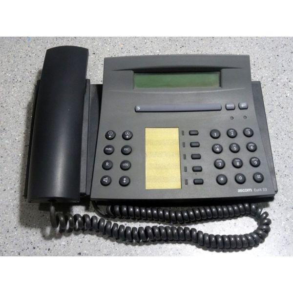 tilefona  ISDN  markas ASCOM EURIT  MOD 33
