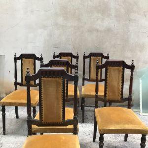 Καρέκλες Τραπεζαρίας Vintage