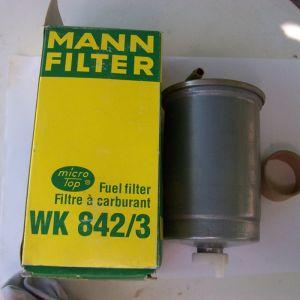 MANN WK 842/3 - ΦΙΛΤΡΟ ΚΑΥΣΙΜΟΝ - FUEL FILTER VW-SEAT-HONDA-FORD-HONDA-ROVER-MG-LAND ROVER