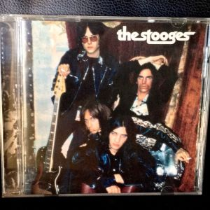 THE STOOGES - Studio Sessions 1972