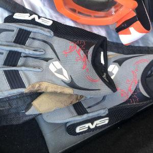 Γάντια enduro/motocross no large